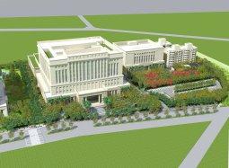 臺灣桃園地方法院擴遷建辦公廳舍及辦公大樓新建工程